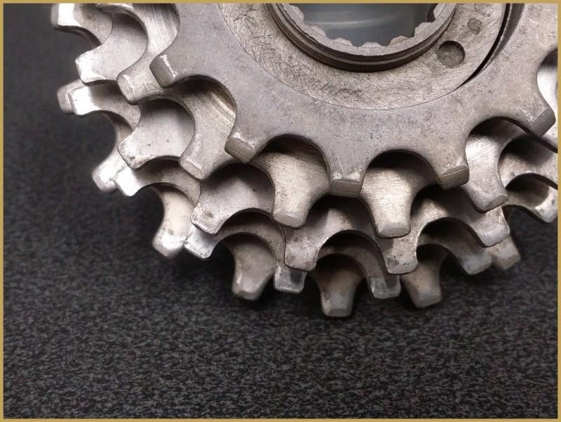 """Wheel free """"ATOM"""" 5v 14/20 (Ref 448)"""