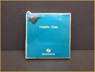 "Chaine NOS ""SHIMANO UNIGLIDE"" 6/7v"
