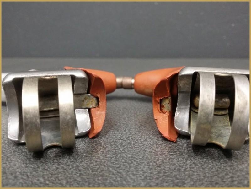 "Brake levers ""MAFAC"" (Ref 397)"