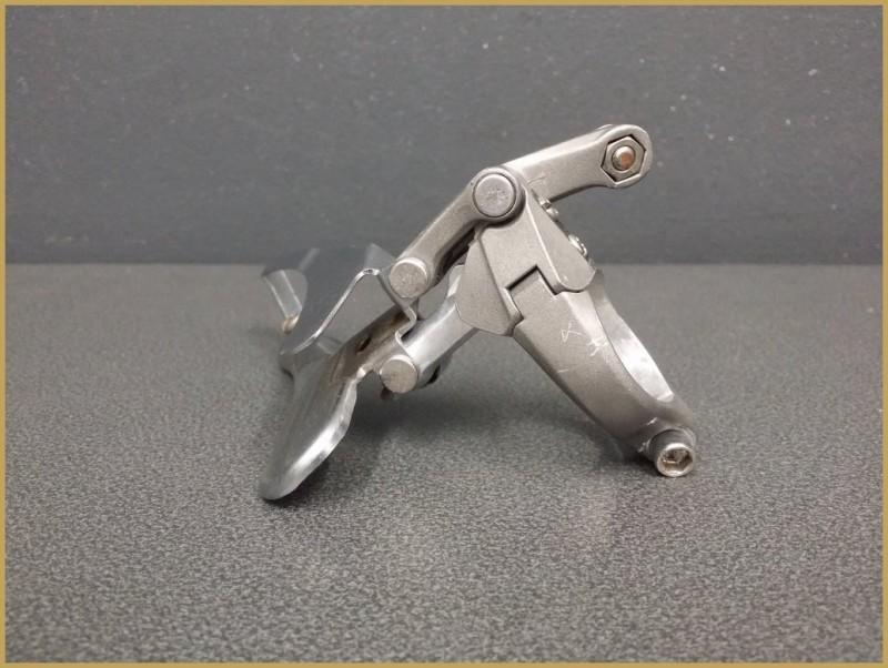 """Dérailleur avant """"SHIMANO M450"""" Triple  (Ref 991)"""
