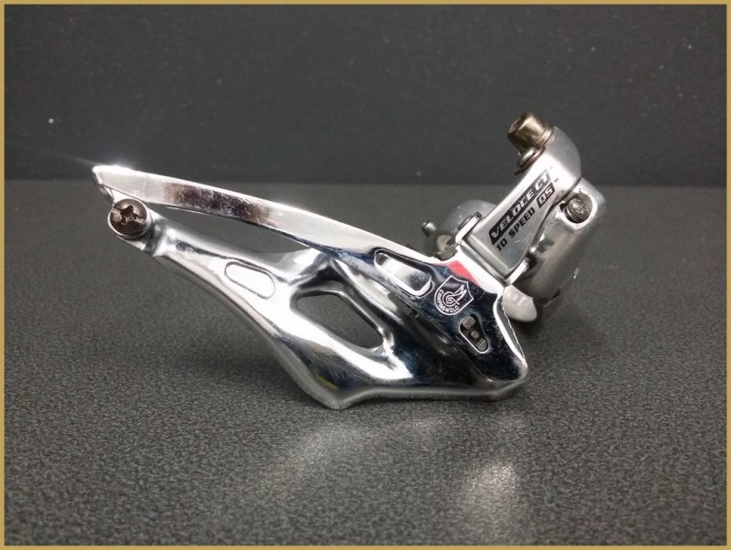 """Umwerfer """"CAMPAGNOLO VELOCE CT"""" (Ref 992)"""