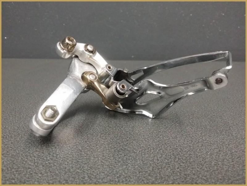 """Deragliatore anteriore CAMPAGNOLO VELOCE CT"""" (Rif 992)"""
