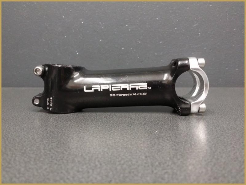 """copia dell'attacco manubrio Aheadset """"LAPIERRE"""" 110mm (Ref 529), al prezzo di [product_price]"""