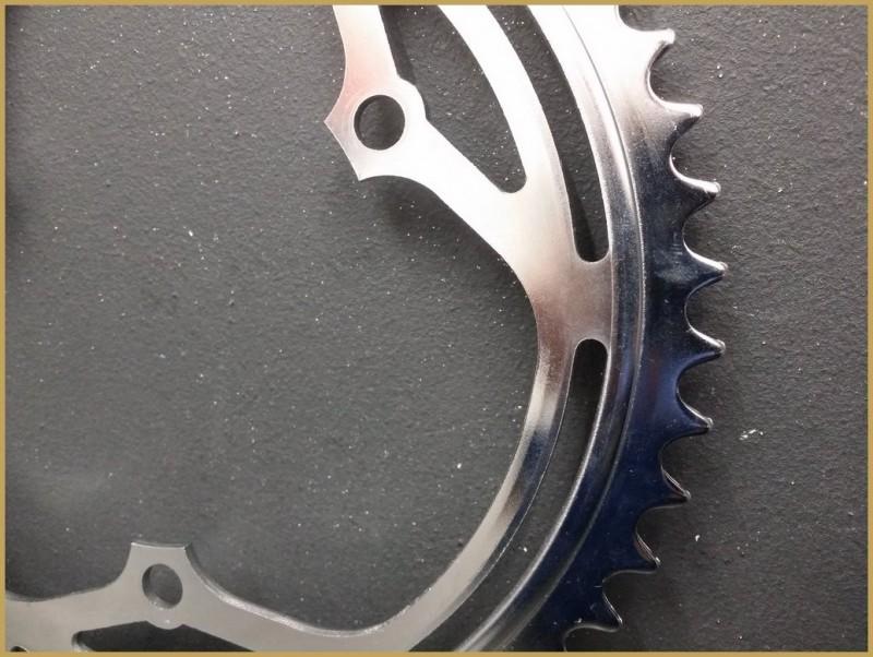 Altopiano d'acciaio a 3 fori 52d (Rif 515)