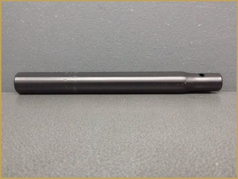 Sattelstütze UNSERE aluminium, Ø27.2 (Ref 320)