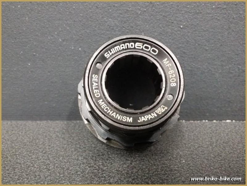 """Corps de roue libre """"SHIMANO 600AX"""" 6v (Ref 486)"""