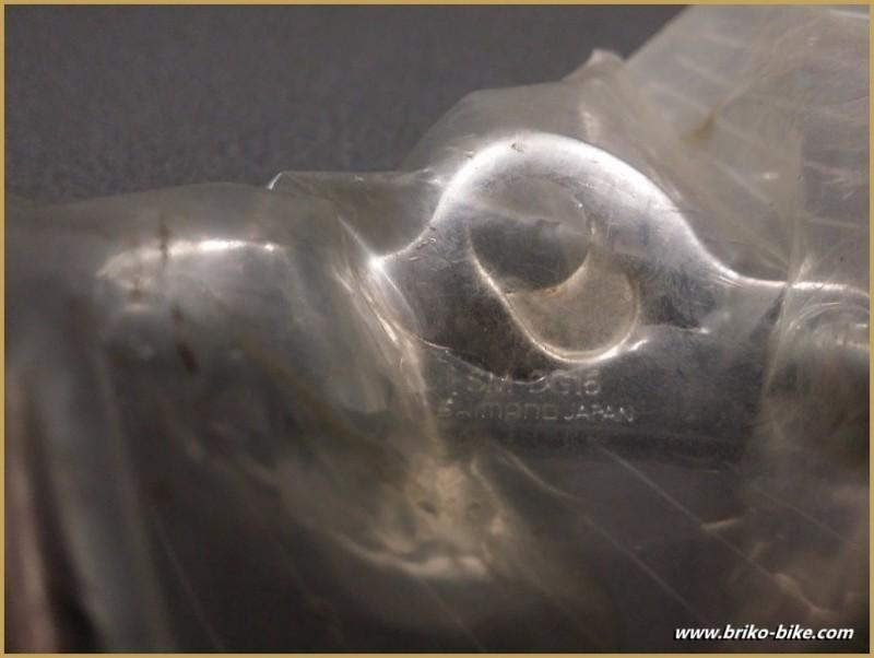 """Protection dérailleur arrière """"SHIMANO SM-DG15"""" (Ref 01)"""