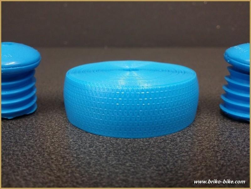 """Lenkerband """"Kunststoff"""" Blau (Ref 54)"""