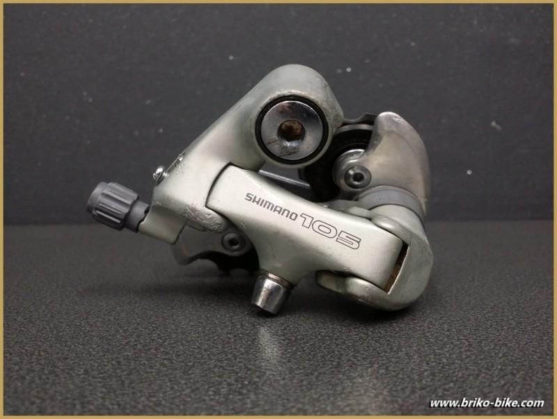 """Schaltwerk """"SHIMANO 105"""" 8v (Ref 1038)"""