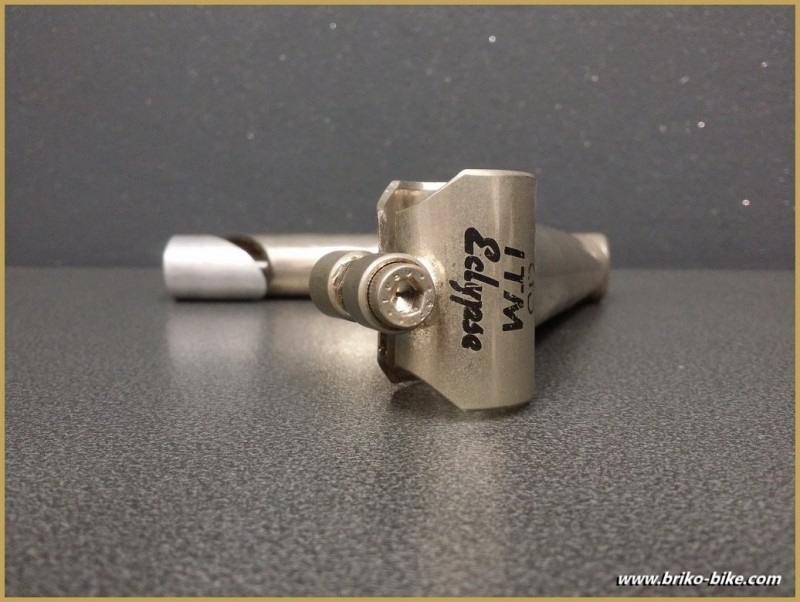 "Potence ""ITM ECLYPSE"" 130mm (Ref 579)"