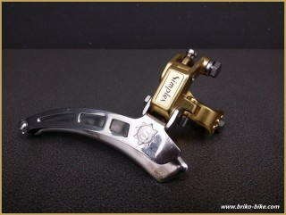 """Dérailleur avant """"SIMPLEX SLJ GOLD""""  (Ref 1061)"""
