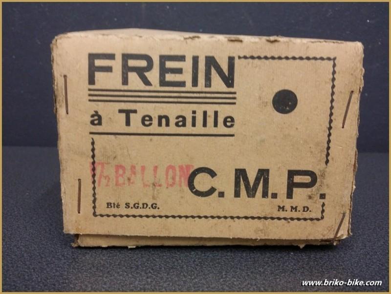 """Etriers de frein NOS """"C.M.P 1/2 BALLON"""" (Ref 364)"""
