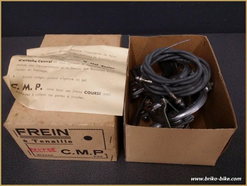 """- Bremssättel UNSEREN """"C. M. P HUB"""" (Ref 363)"""