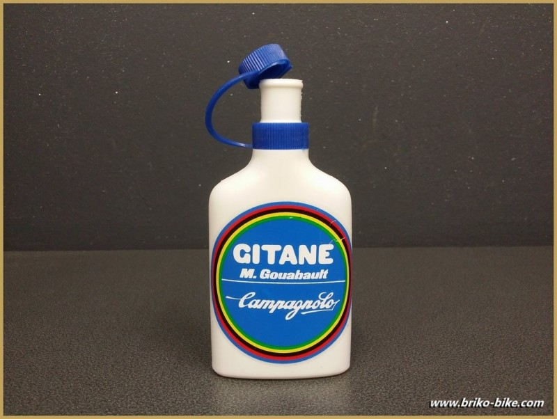 "Topette ""GITANE CAMPAGNOLO"" Blu (Rif 05)"