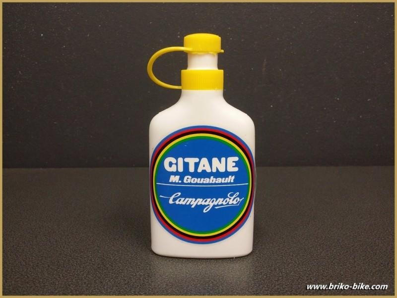 """Topette """"GITANE CAMPAGNOLO"""", Giallo (Rif 04)"""