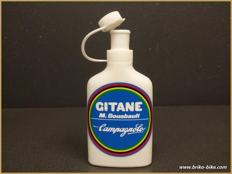"Topette ""GITANE CAMPAGNOLO"" Weiss (Ref 03)"