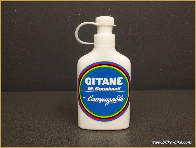 """Topette """"GITANE CAMPAGNOLO"""" Blanc (Ref 03)"""