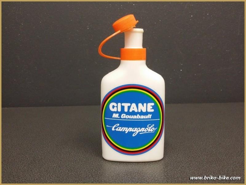 """Topette """"GITANE CAMPAGNOLO"""" - Orange (Ref 02)"""