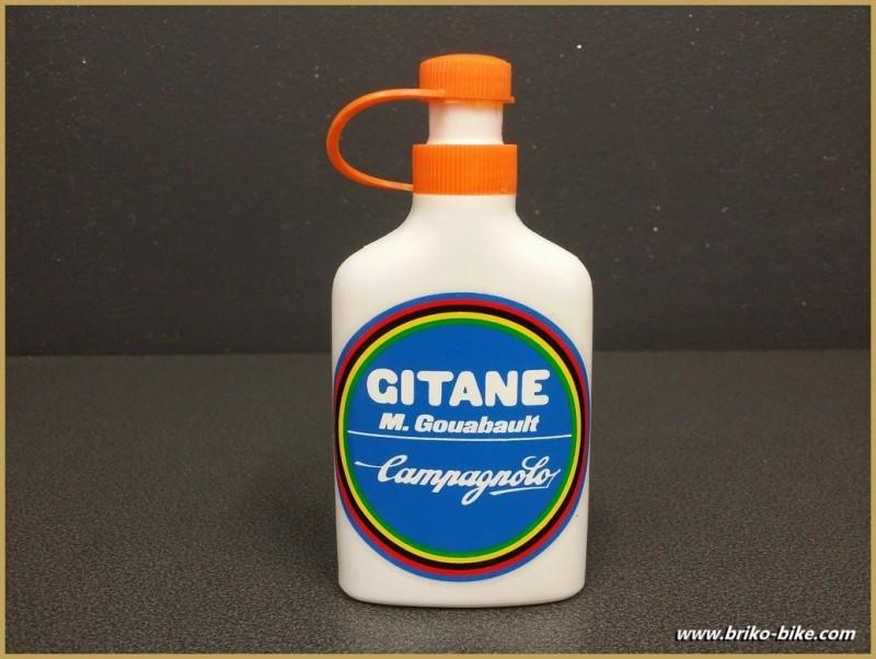 """Topette """"GITANE CAMPAGNOLO"""" Orange (Rif 02)"""