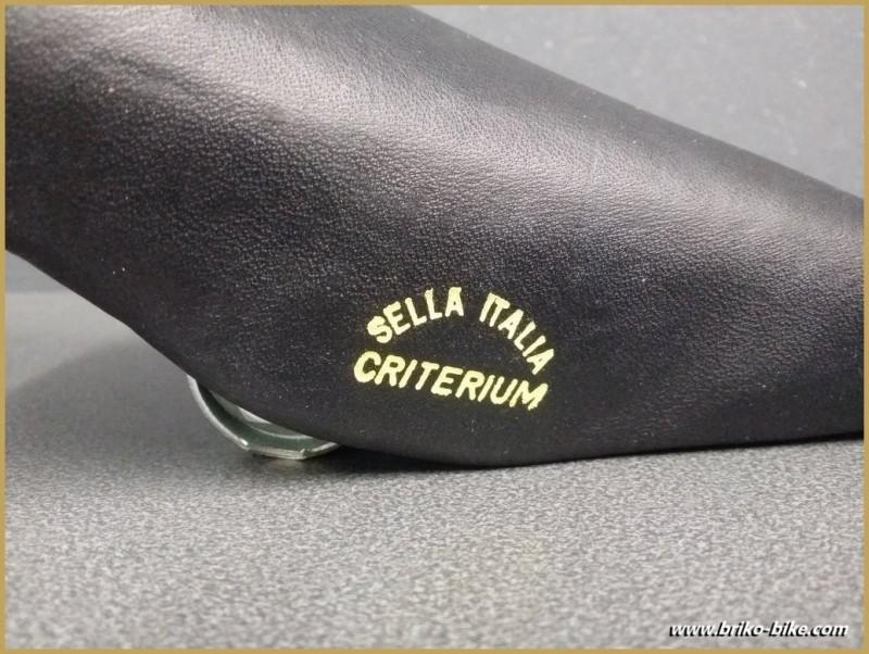 """Selle Italia """"CRITERIUM"""" enfant (Ref 211)"""
