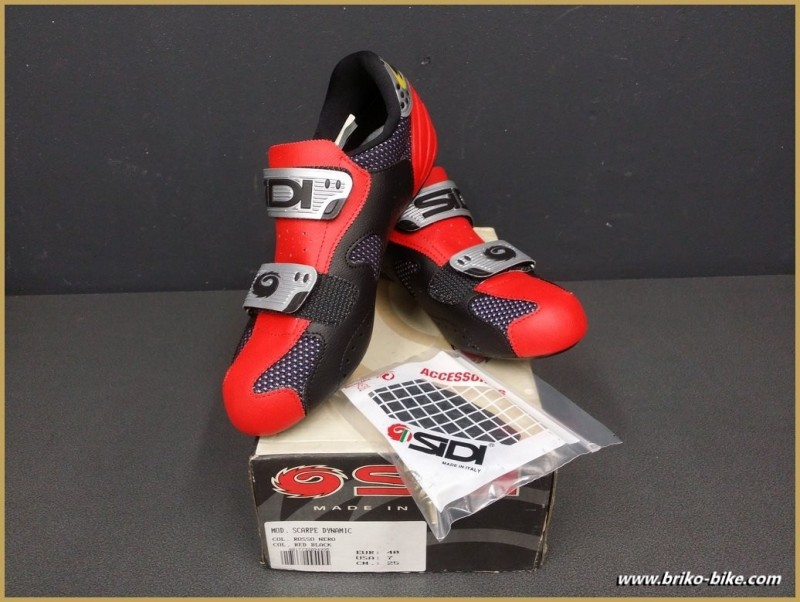 "Schuhe UNSERE ""SIDI SCARPE DYNAMIC"" Größe 40 (Ref 38)"