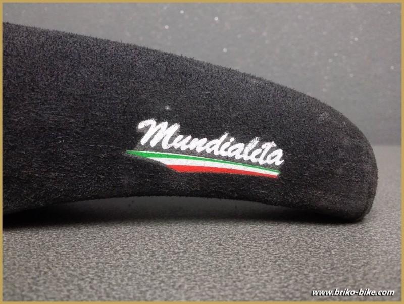 "Selle Italia ""MUNDIALITA"" Nubuk Noir (Ref 225)"