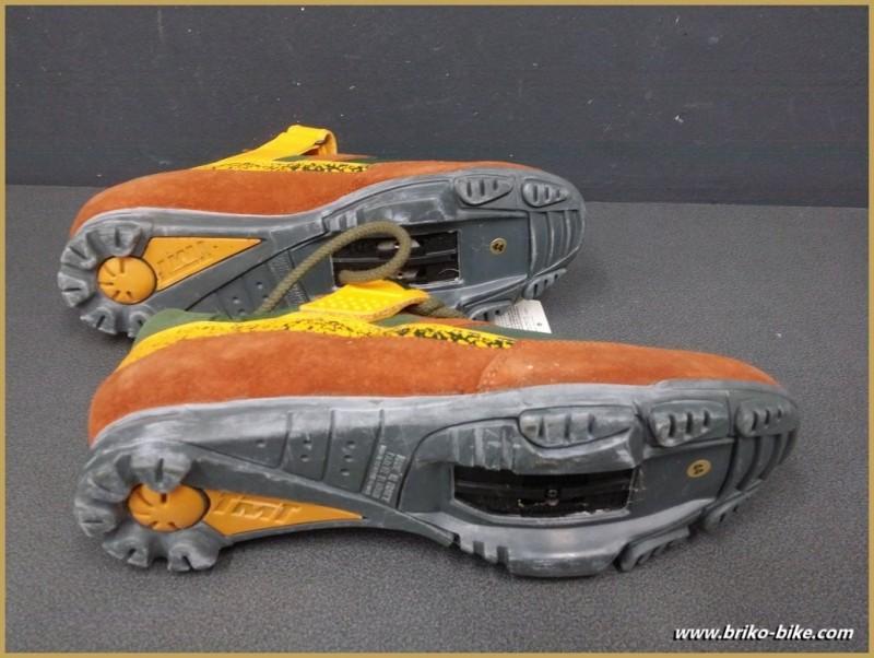 """Zapatos de NUESTRO TIEMPO en la SIERRA"""" uno-Tamaño-44 (Ref 43)"""