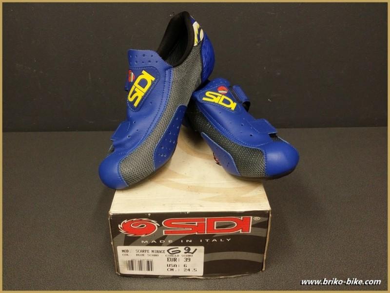"""Zapatos de NUESTRA """"SIDI MIRAGE"""" Tamaño 39 (Ref 44)"""