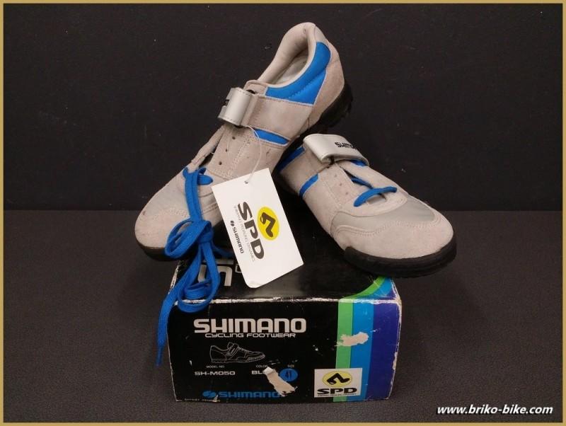 """Schuhe UNSERE """"SHIMANO SH-M050"""" Größe 41 (Ref 45)"""