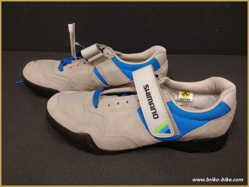 "Chaussures NOS ""SHIMANO SH-M050"" Taille 41 (Ref 45)"