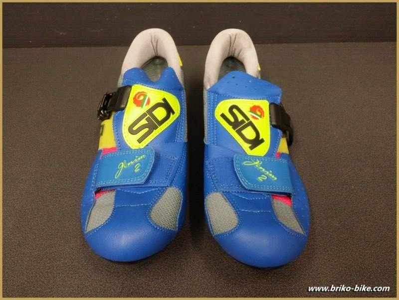 """Schuhe UNSERE """"SIDI GENIUS"""" Größe 40 (Ref 42)"""