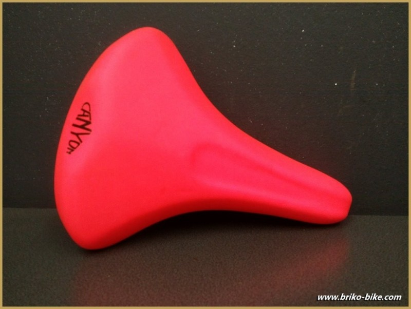 """Selle Italia Lady """"CANYON"""" neon Pink (Ref 218)"""