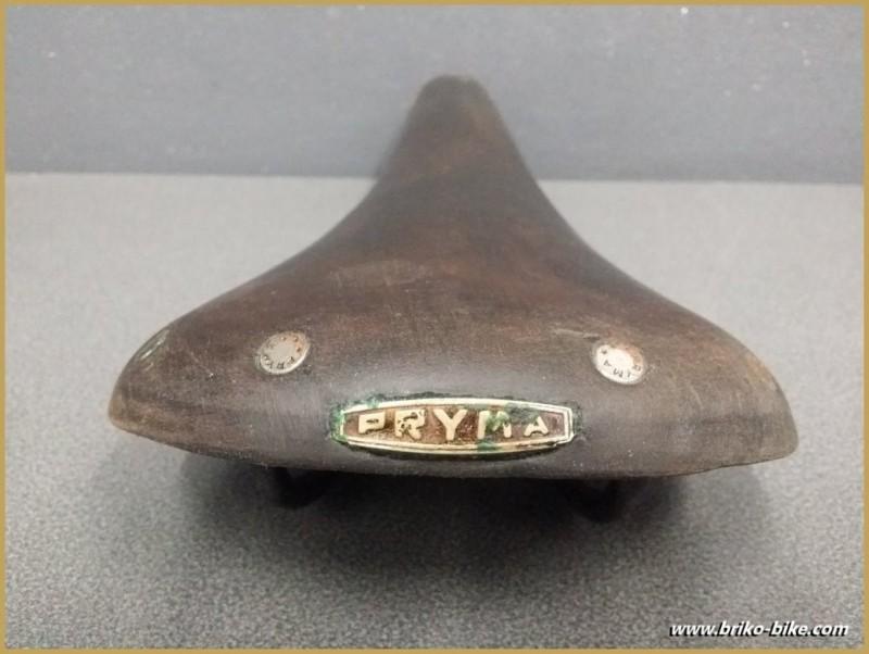 """Selle cuir """"PRYMA"""" (Ref 221)"""