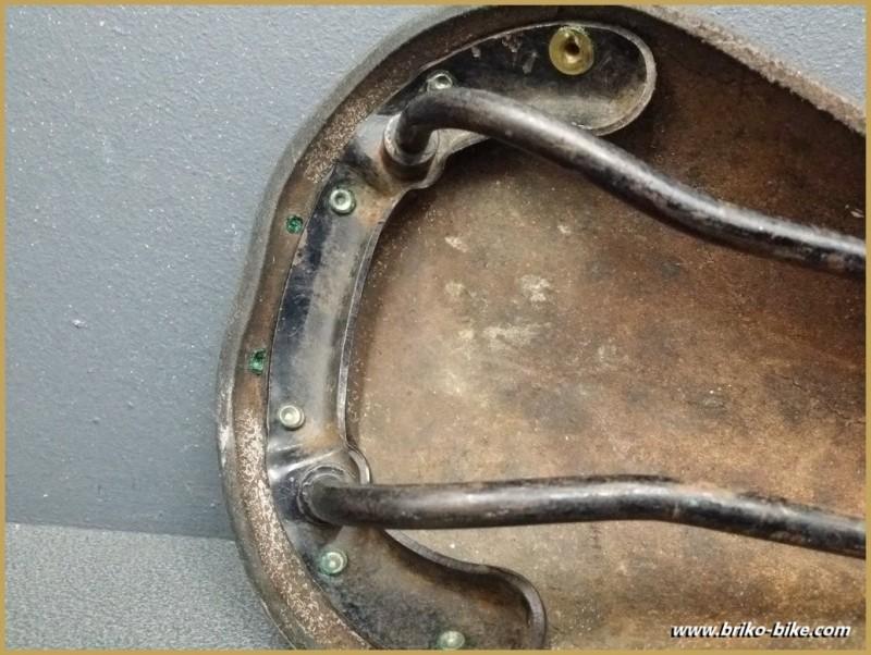 """Saddle leather """"PRYMA"""" (Ref 221)"""