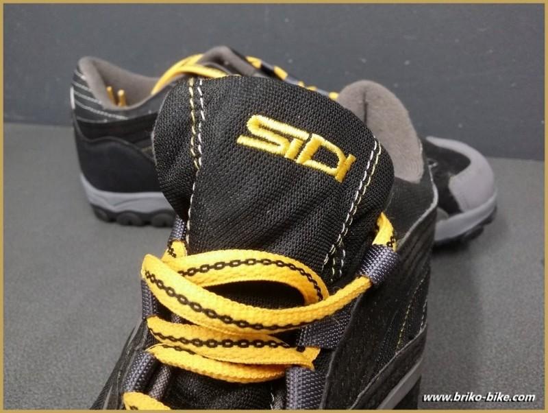 """Scarpe NOSTRO """"SIDI"""" BASIC Taglia 45 (Rif 55)"""