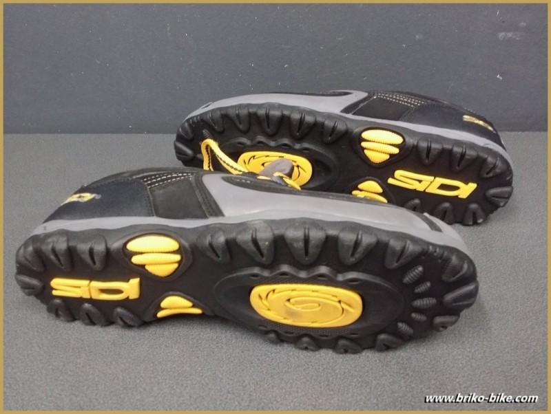 """Schuhe UNSERE """"SIDI BASIC"""" Größe 42 (Ref 56)"""