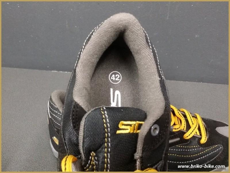 """Scarpe NOSTRO """"SIDI"""" BASIC Taglia 42 (Rif 56)"""