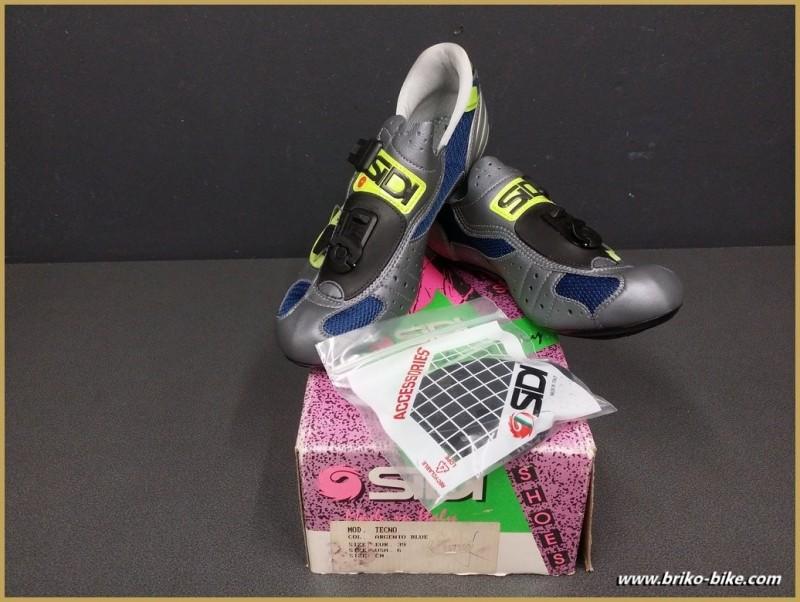 """Schuhe UNSERE """"SIDI TECNO"""" Größe 39 (Ref 57)"""