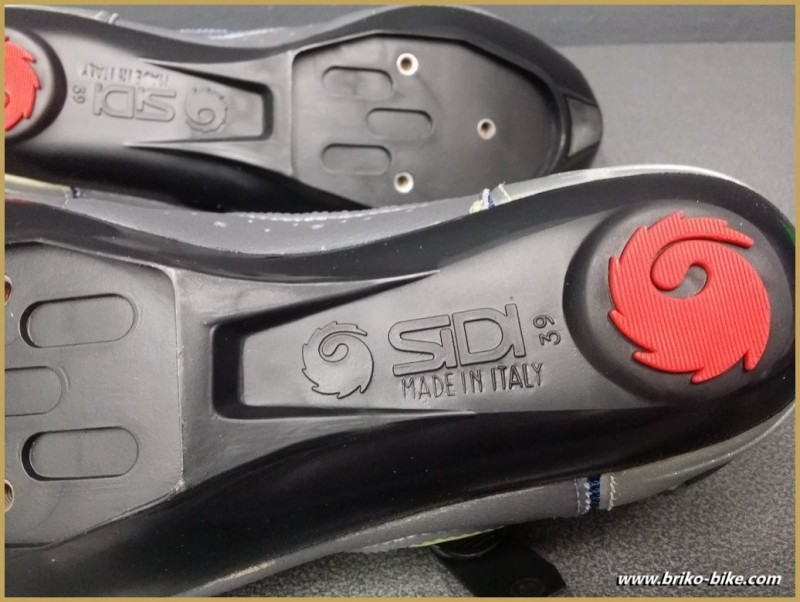 """Chaussures NOS """"SIDI TECNO"""" Taille 39 (Ref 57)"""