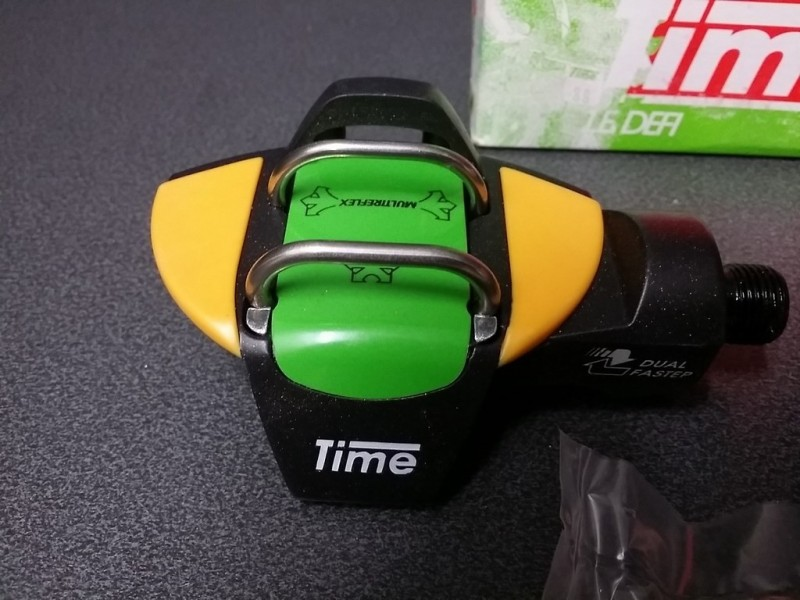 """Pedals OUR """"TIME EX CARBON"""" (Ref 259)"""