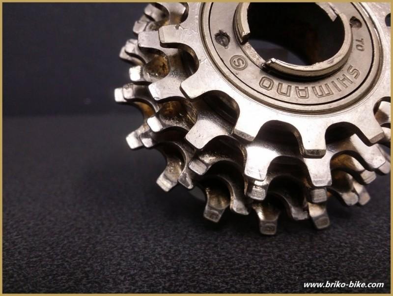 "Freewheel ""SHIMANO DURA ACE"" 5v 13/18 (Ref 501)"