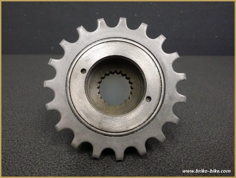 """Wheel free """"ATOM"""" 5v 14/19 (Ref 509)"""