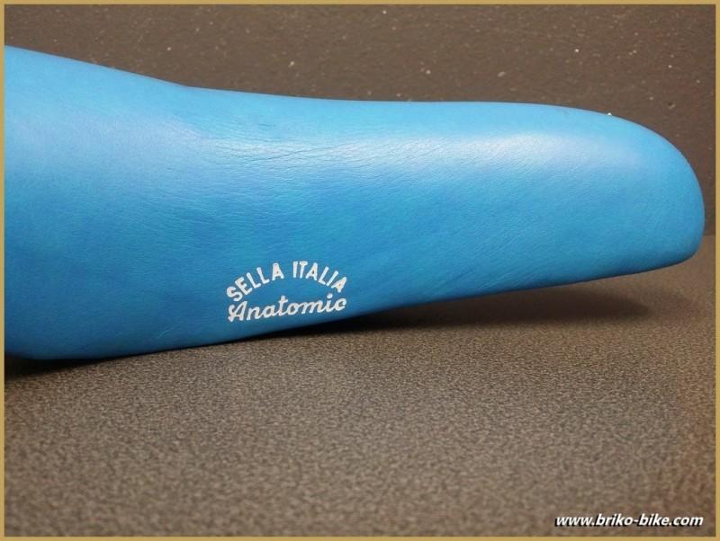 "Selle Italia ""LADY ANATOMIC"" Bleu (Ref 208)"