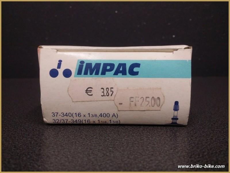 """Chambre à air """"IMPAC"""" 400A - 16"""""""