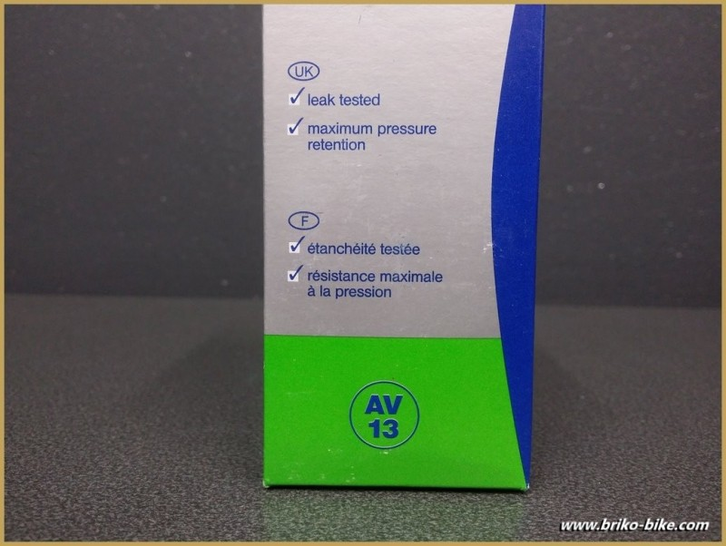 """copy of Air chamber """"MICHELIN 500 x 32/35A"""""""