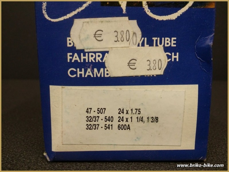 """Air chamber """"DEESTONE"""" 600A / 24"""""""