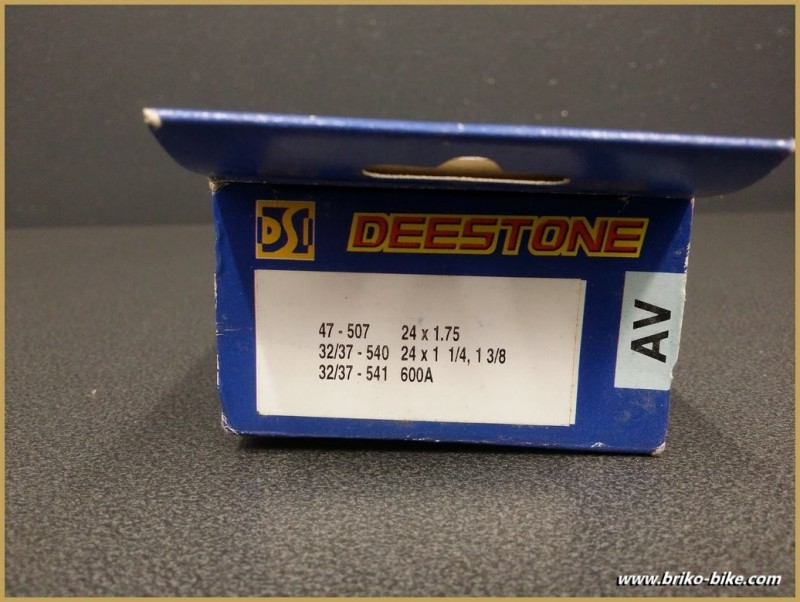 """Luft-kammer """"DEESTONE"""" 600A / 24"""""""
