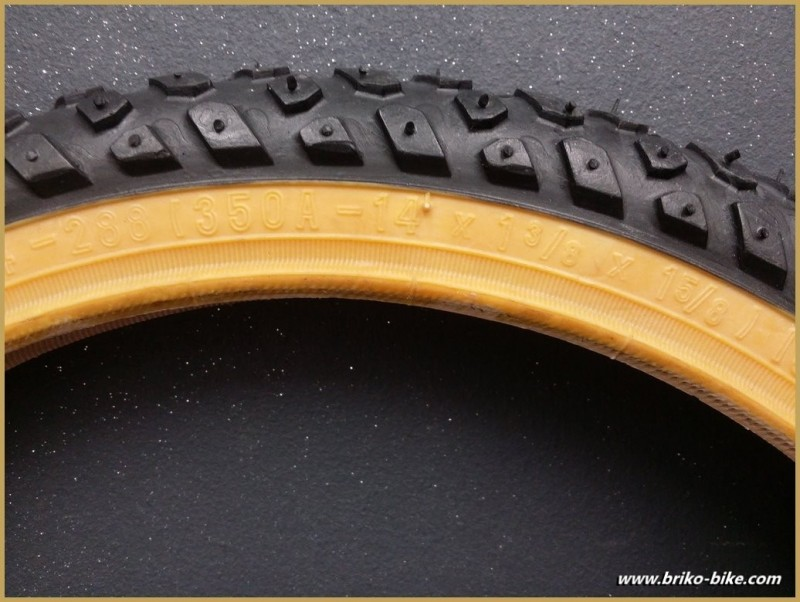 """Tire child bike """"IMPAC"""" 350A (14"""")"""