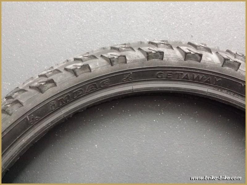 """Tyre IMPAC GETAWAY 16"""""""