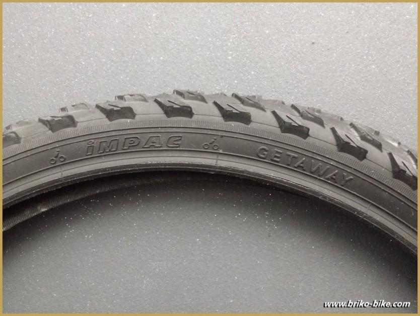"Bmx tire 20/"" impac getaway"